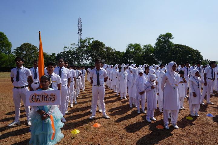 Apsara Public School-Sports Meet