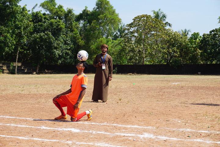Apsara Public School-Sports