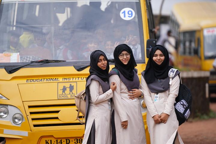Apsara Public School-Transport