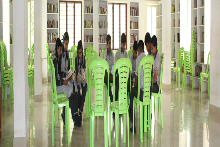 Arafa English School-Library