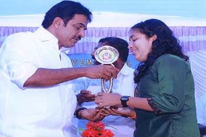 Aravukad Sreedevi English Medium Secondary School-Prize Distribution