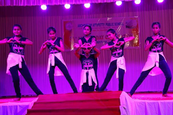 Archbishop Attipetty Public School-Annual Day Dances