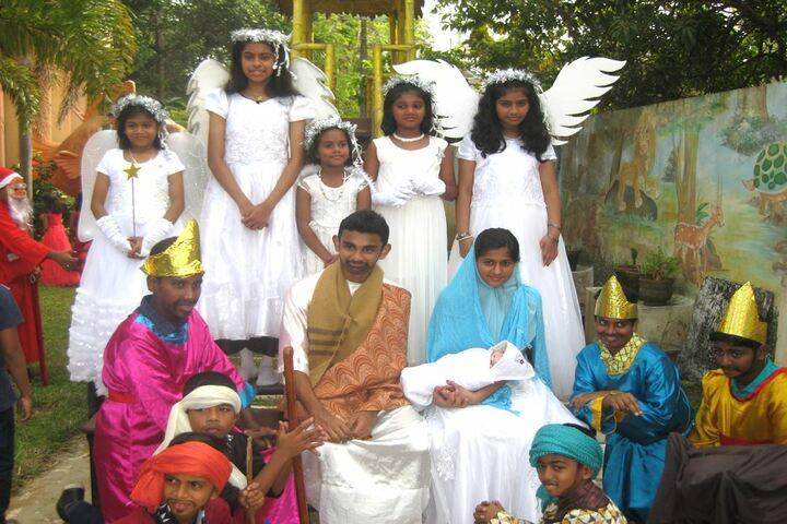 Archbishop Attipetty Public School-Christmas Day