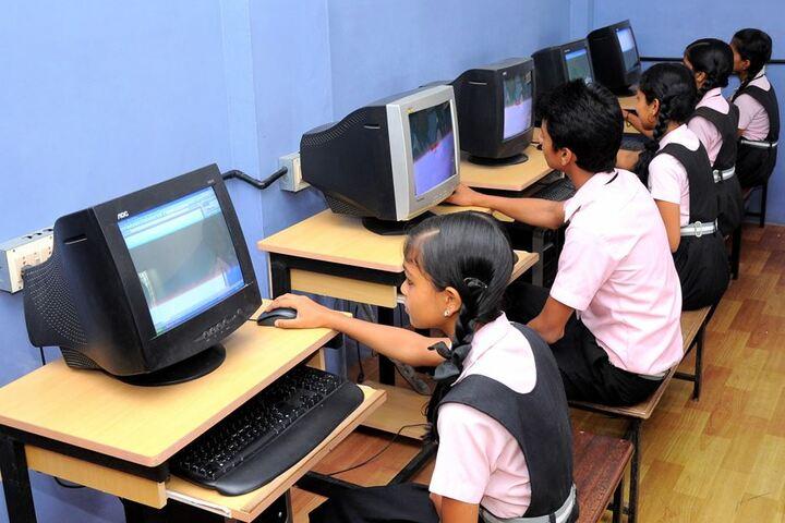 Archbishop Attipetty Public School-Computer Lab