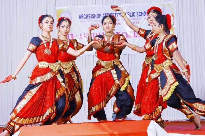 Archbishop Attipetty Public School-Dance