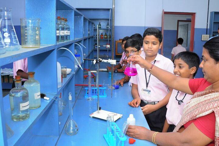 Archbishop Attipetty Public School-Lab