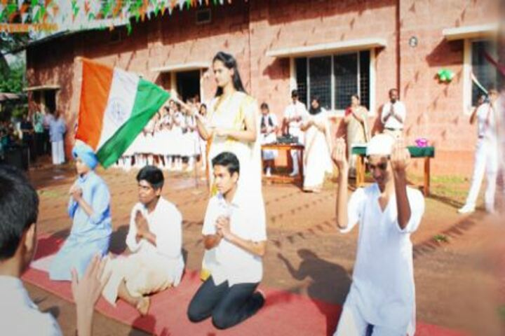 Army Public School-Independence Day