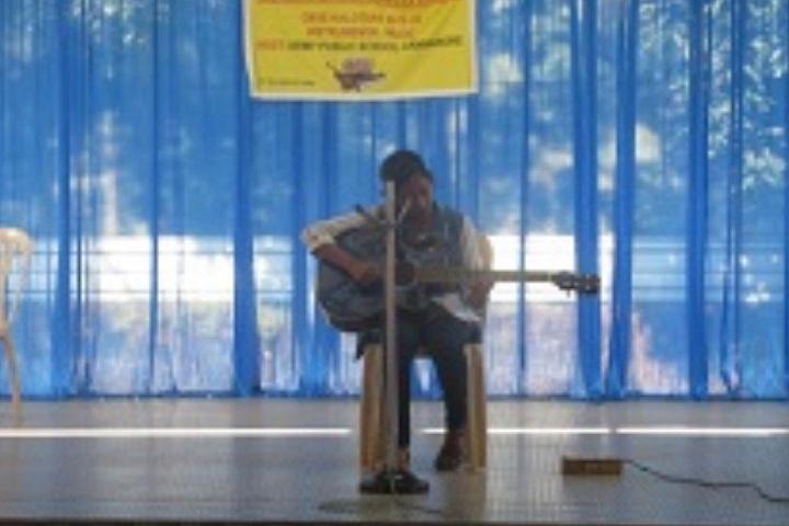 Army Public School-Music Activity