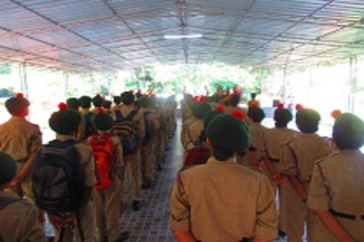 Army Public School-Scout And Guide