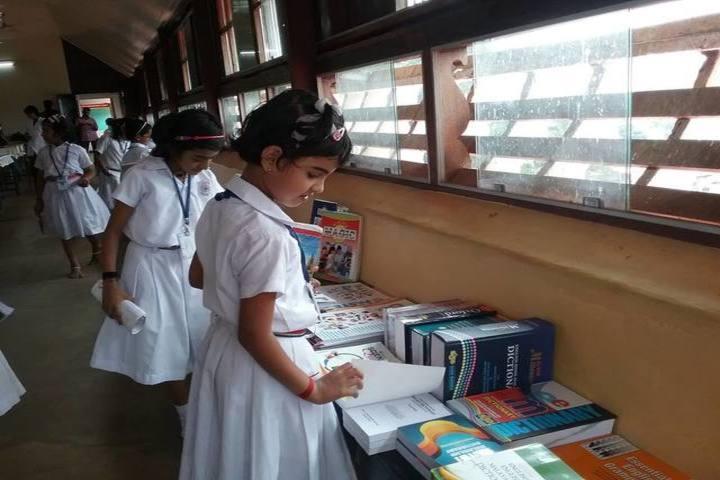 Arvinda Vidyamandiram-Book Exhibition