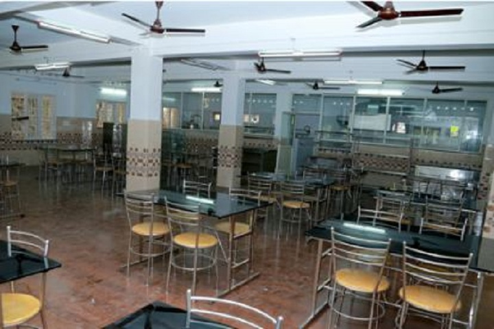 Arvinda Vidyamandiram-Cafeteria