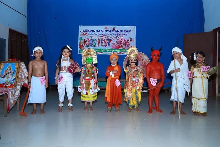 Arvinda Vidyamandiram-Fancy Dress