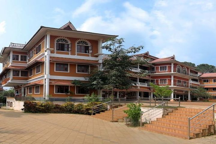 Arvinda Vidyamandiram-School Building