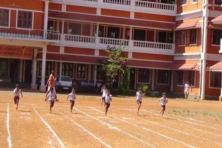 Arvinda Vidyamandiram-Sports