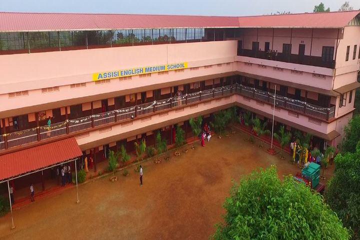 Assisi English Medium School-Campus