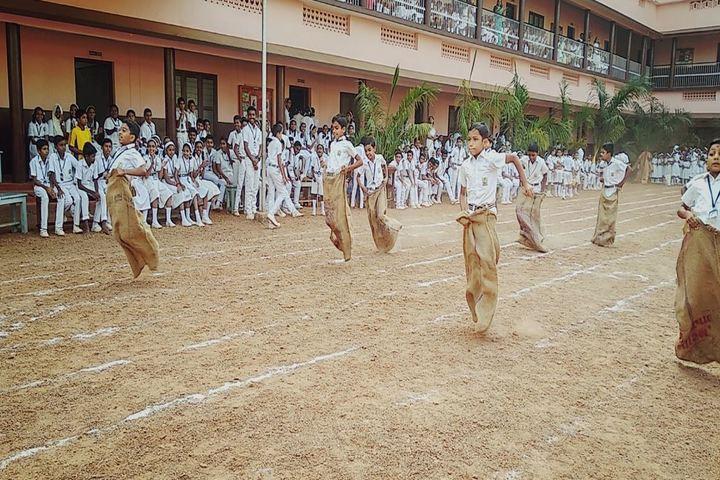 Assisi English Medium School-Gunny Jump