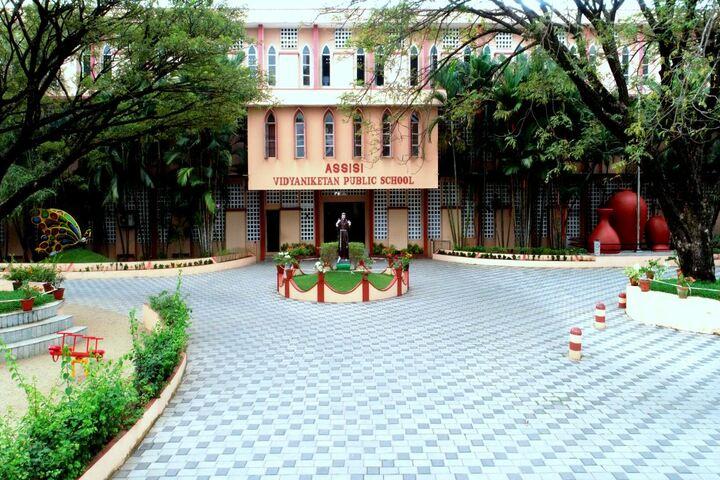 Assisi Vidya Niketan Public School-Campus