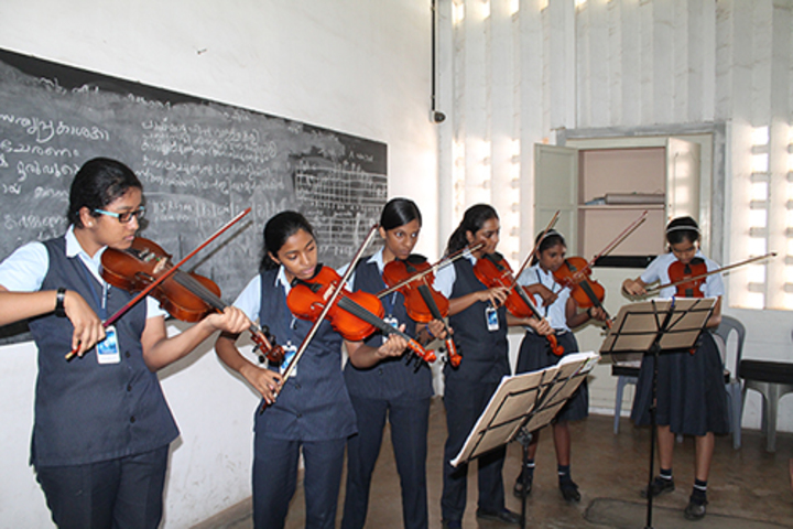 Assisi Vidya Niketan Public School-Music Room