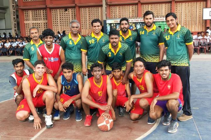 Assisi Vidyaniketan Public School-Sports Team