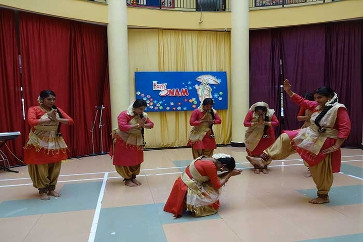 Aura Global Schools-Onam Celebrations