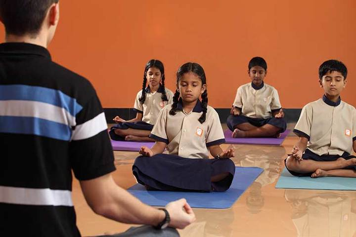 Aura Global Schools-Yoga