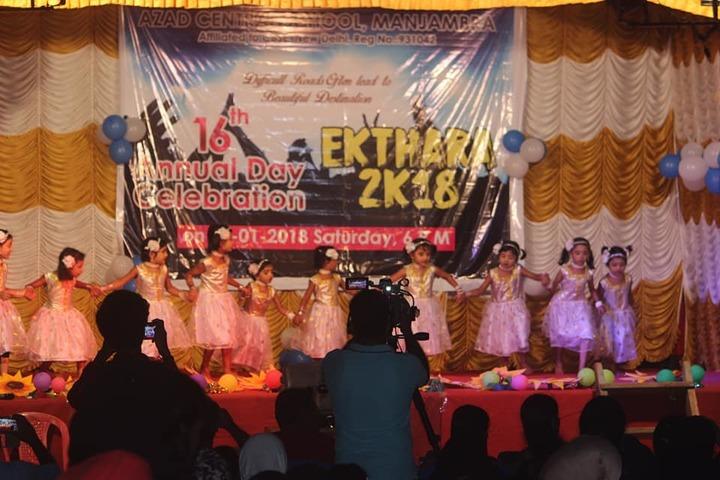 Azad Central School-Dances