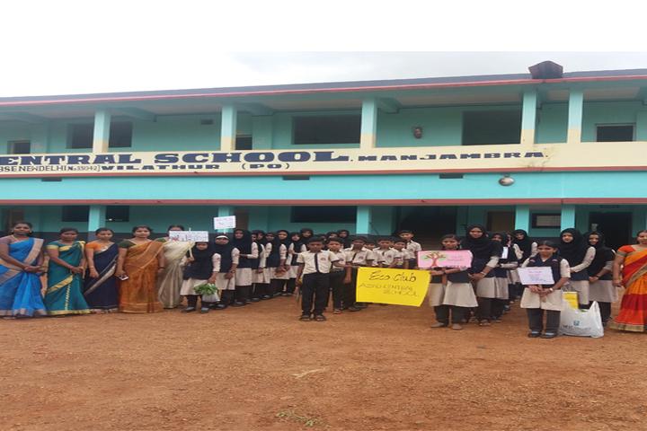 Azad Central School-Eco Club