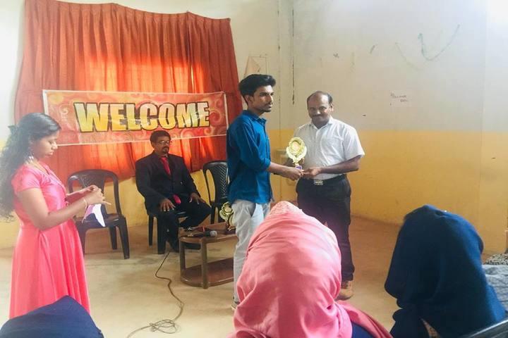 Azad Central School-Prizes