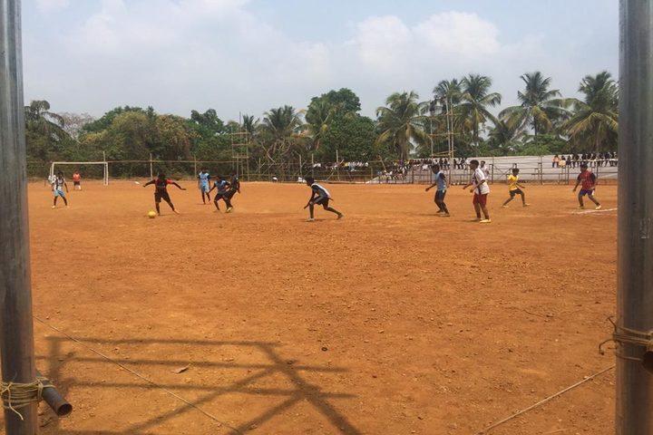Azad Central School-Sports