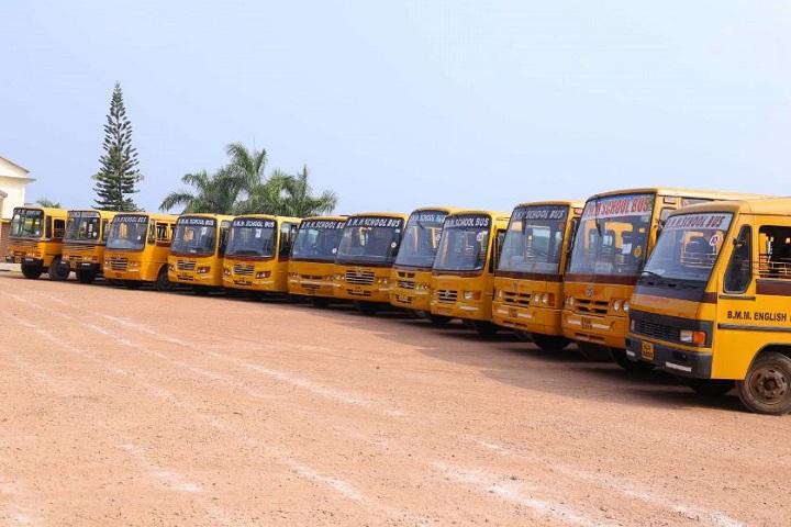 B M M English Medium School-Transport