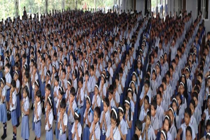 B M Memorial Central School-Assembly