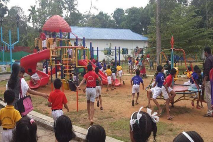 B M Memorial Central School-Play Area