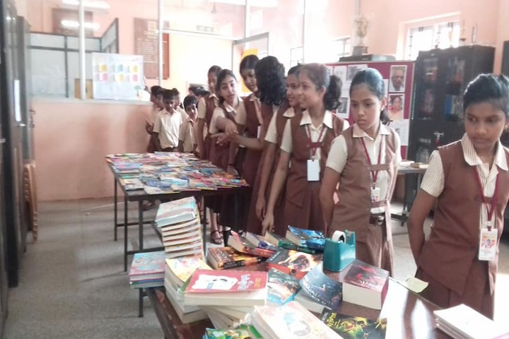 The Baker Vidyapeedh-Book Fair