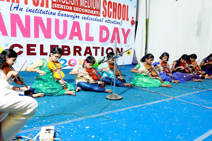 Bappuji English Medium School-Annual Day