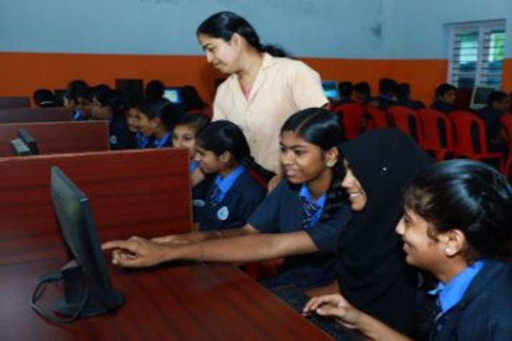 Bappuji English Medium School-Computer Lab