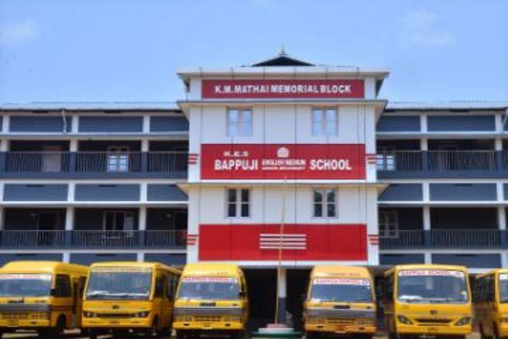 Bappuji English Medium School-Transport