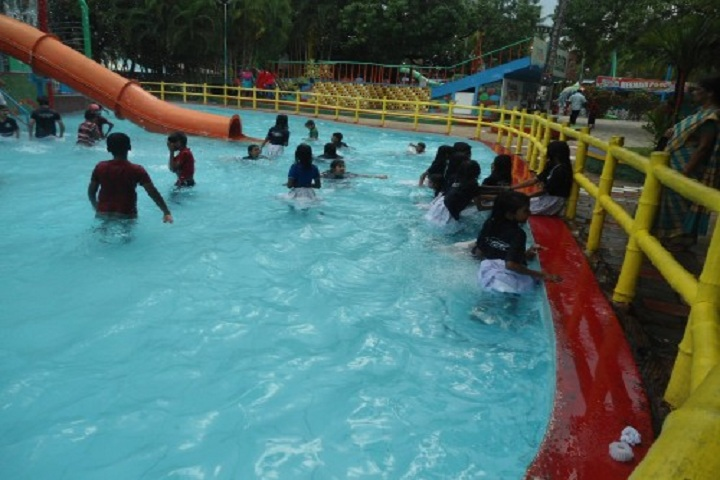 Bappuji English Medium School-Swimming Pool