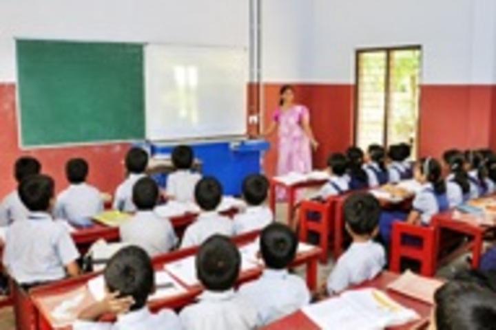 Bappuji Public School-Class Room