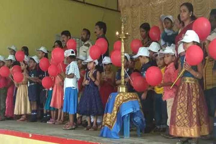 Bappuji Public School-Events