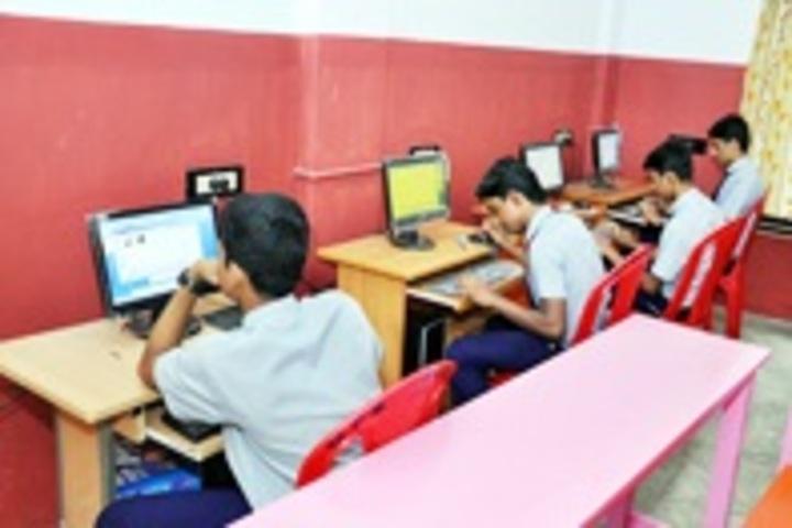 Bappuji Public School-IT Lab