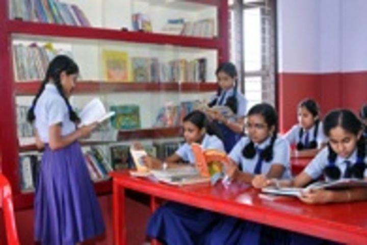 Bappuji Public School-Library