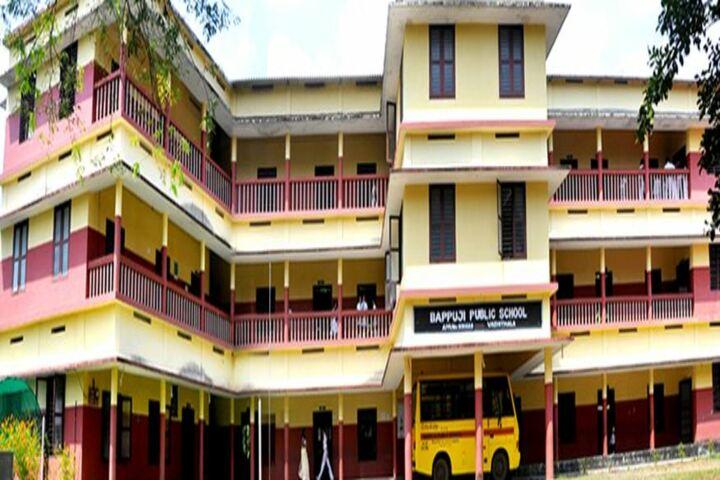 Bappuji Public School-Over View