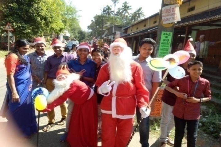 Baselius Augen Public School-Christmas Celebrations