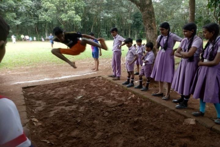 Baselius Augen Public School-Long Jump