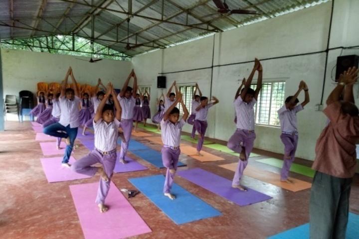 Baselius Augen Public School-Yoga