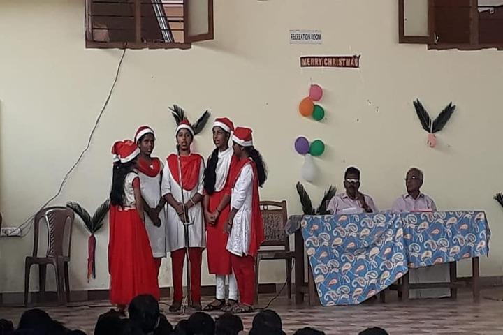 Baselios Marthoma Mathews Ii Central School-Christmas Celebration