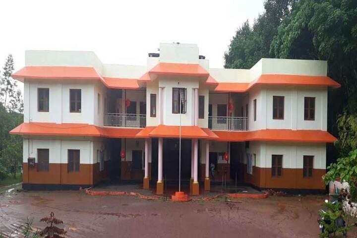 Baselios Marthoma Mathews Ii Central School-School Building