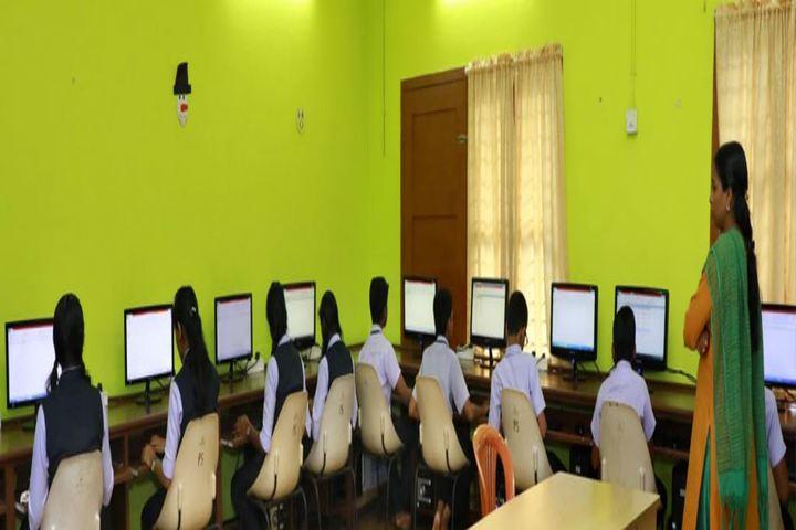 Baselios Vidyanikethan-Computer Lab