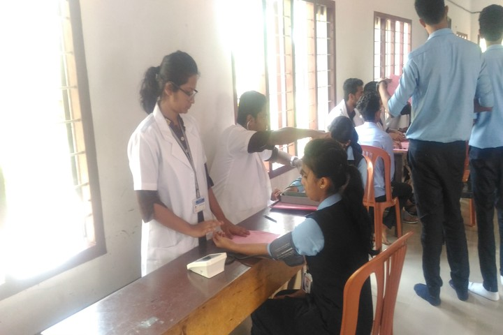 Baselios Vidyanikethan-Medical Checkup