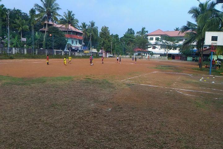 Baselios Vidyanikethan-Sports